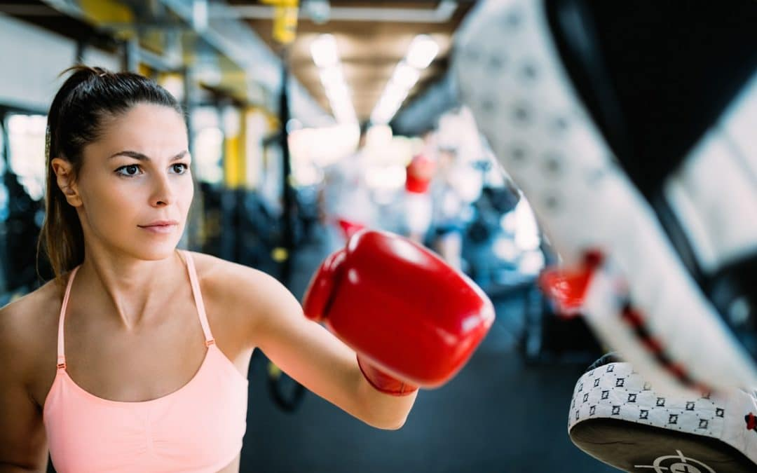 Personal Boxing Training Near Me