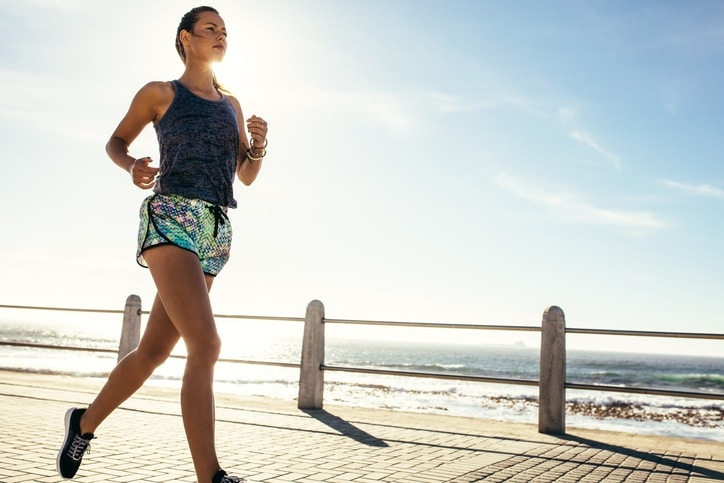 How To Stay In Shape On Summer Vacation