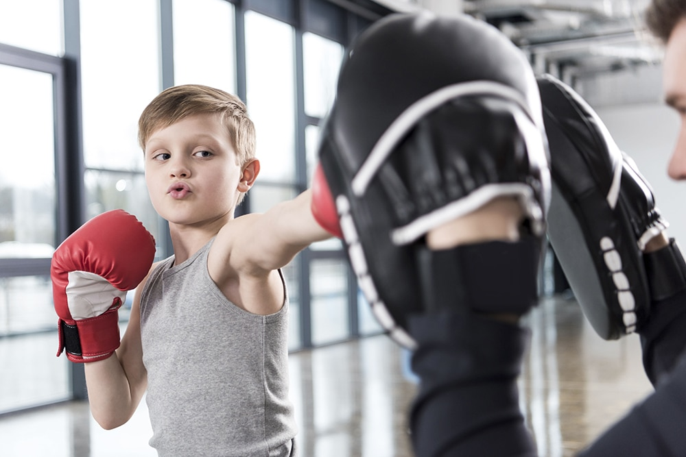 Boxing Lessons For Beginners Near Me